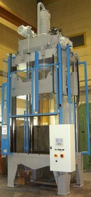abk SP16 Generalüberholung / Overhauled Trimming Press